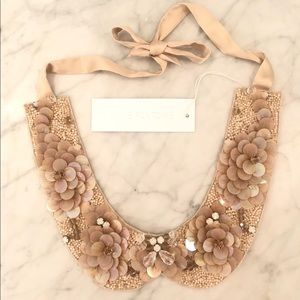 Anne Fontaine Jewelry - Anne Fontaine Beaded Collar